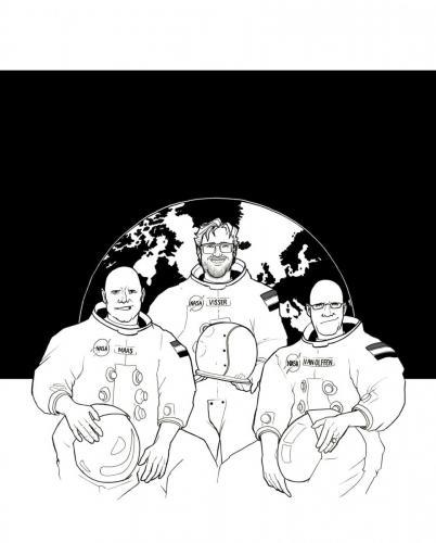 AMI astronauts